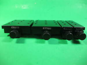Optosigma Optical Rail Carrier 3 5 x2 5 2x Caa 65lsuu 3 5 x1 2x Caa 25lsuu