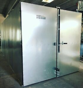 Gas Powder Coating Oven 8 X 8 X 20