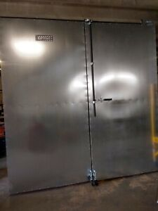Gas Powder Coating Oven 10 X 10 X 20