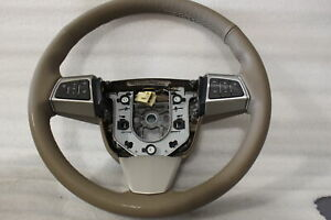 New Oem 2008 Cadillac Cts Steering Wheel 25856936