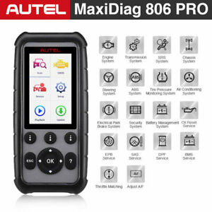 Autel Md806 Pro All system All Cars Scanner Diagnostic Md808 Pro Updated Version
