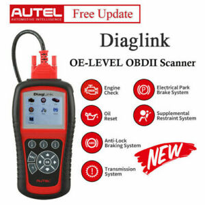 Autel Auto Obd2 Scanner All System Diagnostic Tool Epb Oil Reset Car Code Reader