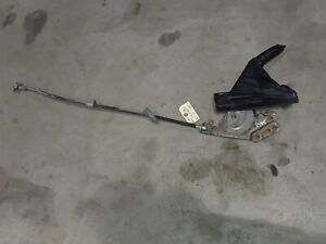 97 04 Corvette C5 Park Brake Handle Lever With Boot Aa6495