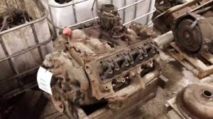 1951 Oldsmobile Core Engine 8 304 stuck 621289