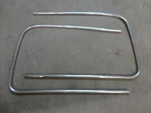 1946 1947 1948 Ford Stainless Coupe Sedan Deluxe Windshield Trim Original V8