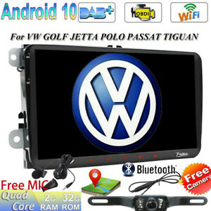 Android 9 0 4core For Vw Volkswagen Jetta Passat Eos Car Gps Stereo No Dvd Radio