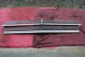 1967 Plymouth Fury Grille Part 2606585