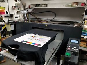 Brother Gt 361 Direct To Garment Printer Tee Dtg Shirt Printing