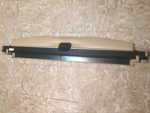 Bmw X 3 Rear Cargo Cover Oem