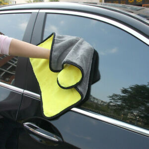 Car Cleaning Towel Washing Cloth Microfiber Drying Towels Car Wash Towels New