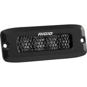 Rigid Industries 925513blk Led Light Bar Sr q Series Pro Spot Diffused Pair