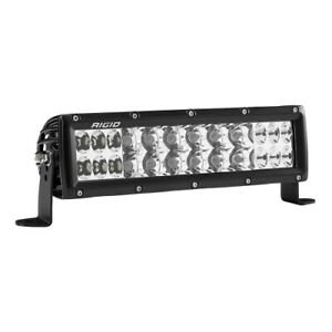 Rigid Industries 178313 Led Light Bar E series Pro 10 Spot driving Combo