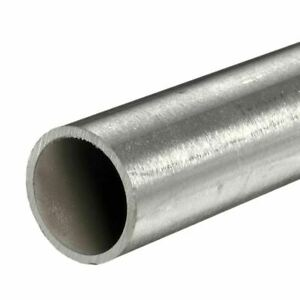 321 Stainless Steel Round Tube 3 4 Od X 0 065 Wall X 36 Long Seamless
