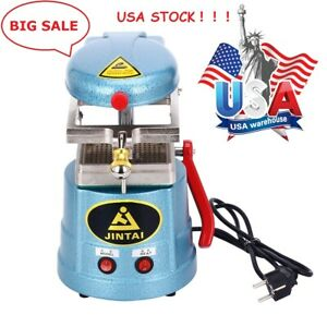 Usa 110v Jt 18 Dental Vacuum Forming Molding Machine Heat Thermoforming 1000w