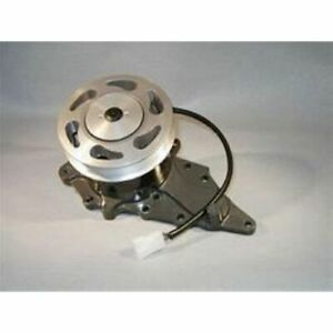 Meziere Wp520 Electric Water Pump 20 Gpm Billet Aluminum For Toyota