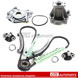 98 04 Ford 4 6l V8 281ci Timing Chain Kit W o Cam Gears W Water