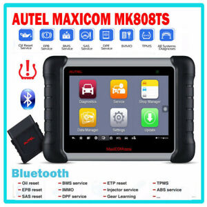 Obd2 Code Reader Auto Bt Wifi Diagnostic Tool Autel M6axisys Mk808ts Full System