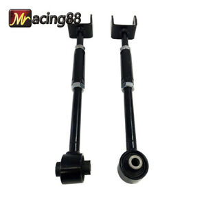 Black Fits 08 13 Accord 09 13 Acura Tl Tsx Rear Camber Arm Kit New Brand