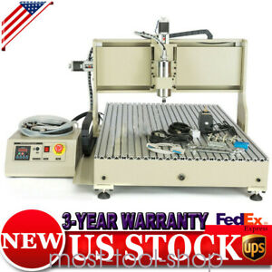 3axis Usb Cnc 6090 Router Engraver Machine Carving drilling milling Woodworking