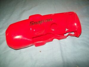 New Snap On Red Rubber Boot For 1 2 Drive Cordless Impact Gun