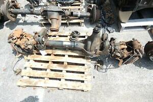 2011 2012 Ford F350 Diesel Front Axle Differential W o Wide Track 3 55 Ratio