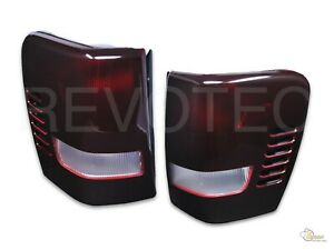 Dark Red Oe Style Tail Lights Lamps For 99 03 Jeep Grand Cherokee
