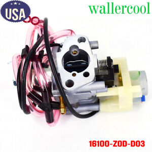 Carburetor Carb 16100 z0d d03 For Hd Eu2000i Eu2000 Home Power Generator Us