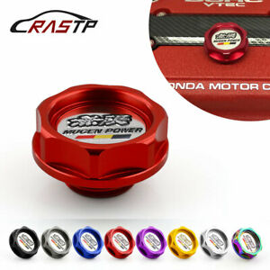 Mugen Power Aluminum Car Oil Filler Cap Racing Engine Tank Cover For Honda