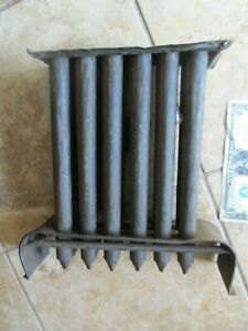 Rare Fancy Lg 12 Tube Colonial Tin Candle Mold W Stand C1790 Americana Gift