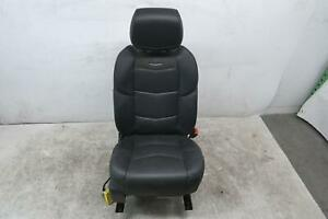 2015 2016 2017 2018 Cadillac Escalade Esv Front Passenger Right Seat Black Oem