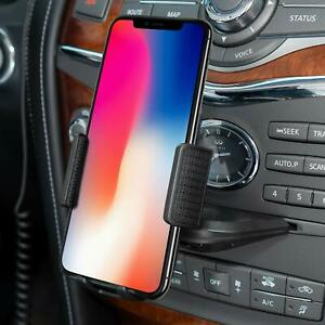 Cd Slot Car Phone Holder Universal Cell Phone Car Mount For Iphone Samsung S10