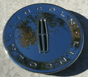Lincoln Town Car Mkz Center Cap 2006 2011 Part Number 9w13 1a096 Ba 02