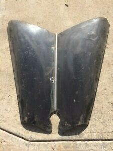 Original 1934 Ford Passenger Car Steel Hood Top Vintage Hot Rod Jalopy