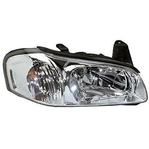 For 2000 2001 Nissan Maxima Rh Passenger Side Headlamp Headlight Without 20th