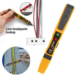 Aneng Vd806 Non Contact Tester Current Voltage Detector Electric Test Pen Tool