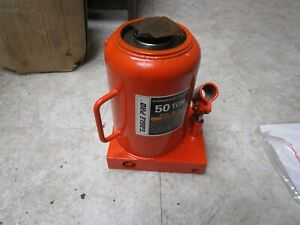 Eagle Pro Ebj 50h 50 Ton Bottle Jack