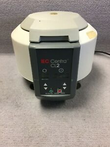 Thermo Iec Centra Cl2 With 215 Swing Bucket Rotor