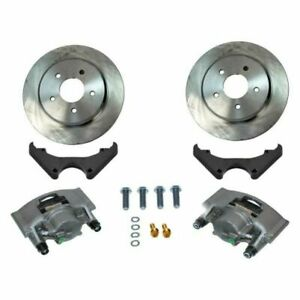 Ssbc A189 7 Front Big Brake Conversion Kit 13 Inch Rotor For 07 17 Jeep Wrangler