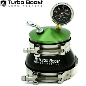 Volvo Truck Turbo Boost Leak Tester Aluminum Fits D12 D13 Engines Free Ship