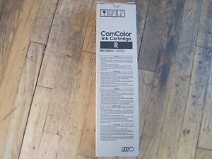 New Genuine Riso Black Ink S6308g S 6308 For Comcolor 9050 7050 7010 3050 3010