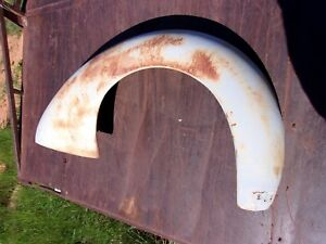 1938 1939 Packard Right Rear Fender Also Fits 1940