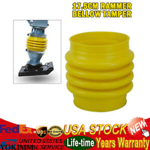 Length 8 7 for Wacker Rammer Compactor Tamper Jumping Jack Bellows Boot Good