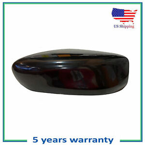 Left Driver Side Mirror Cap Cover For 2013 2017 Nissan Altima Sedan Smooth Black