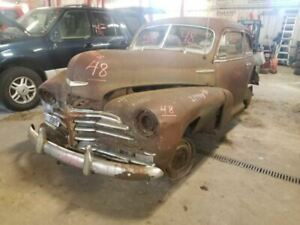 1948 Chevrolet Manual Transmission 3 speed 6 216 617294