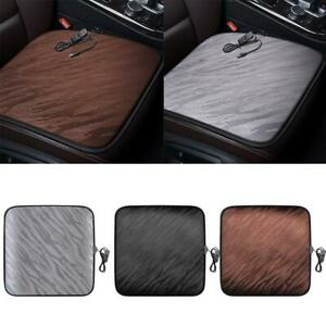 12v Car Seat Heater Cover Thickening Heated Cushion Winter Warmer Pad Mat