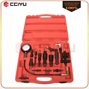 Diesel Engine Compression Tester Tool Kit For Auto Tractor Trucks