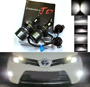 Led Kit G8 100w Psx24w 2504 5000k White Two Bulbs Fog Light Replacement Upgrade
