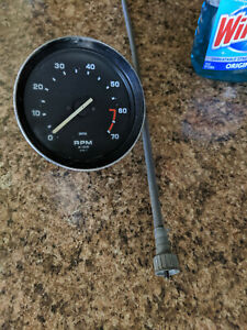 Triumph 1500 Spitfire Used Original Smiths Cable Drive Tachometer Drive Cable