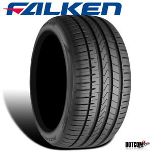 1 X New Falken Azenis Fk510 245 40zr17 Xl Summer Ultra High Performance Tires