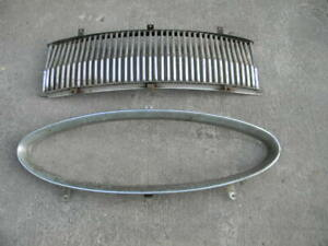 Austin Healey 3000 Mk2 Mk3 Bj7 Bj8 Grill Nose Body Grille 64 65 66 67 Parts